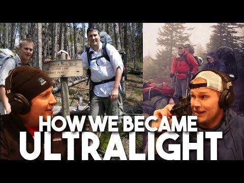 how-we-became-ultralight-backpackers-over-ten-years
