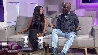 Malusi Gigaba & Thembi Seete on tattoos   V-Entertainment