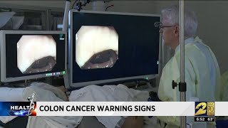 Colon cancer rising in young people