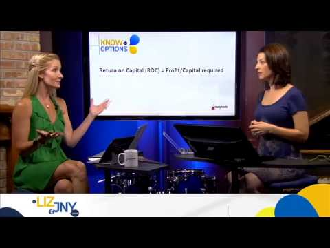 Liz Dierking and Jenny Andrews of The LIZ & JNY Show Explain Why They Trade Options (Part 1 of 5)