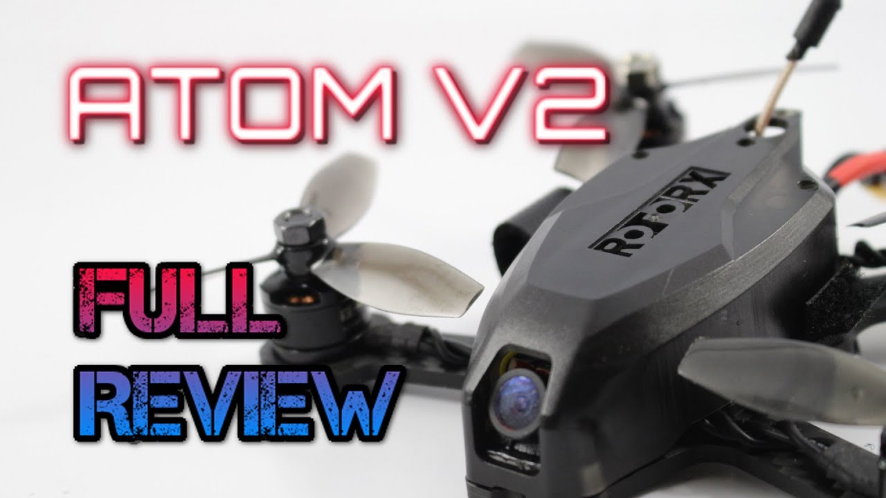 Atom V2 from Rotor X. Full Review – The best qua…