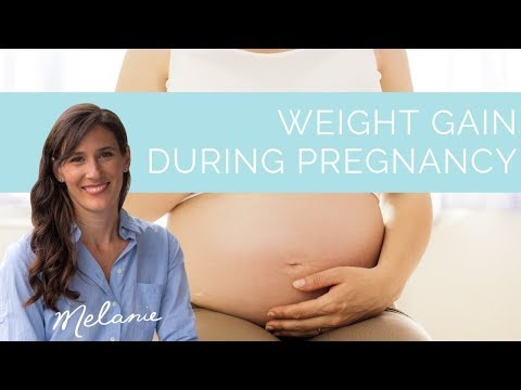 How you can Put On Weight While Pregnant