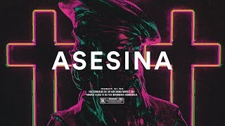 "Latin Hip-Hop Type Beat ""Asesina"" Latino Trap Instrumental 2019"