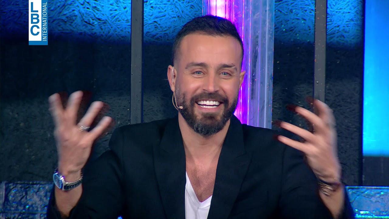 الفنان سعد رمضان ضيف الحلقة الاخيرة من Fi male مع كارلا حداد الجمعة الساعة 9:40 مساءً على LBCI