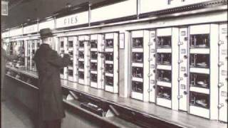 Just Drop it in the Slot; a Look at the Horn and Hardart Automat and its Legacy