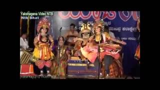 Mandi & Girgitle.. style of dance in Yakshagana...