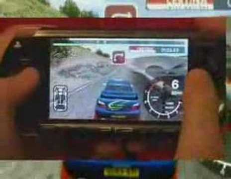 Colin McRae Rally 2005 plus - Trailer PSP