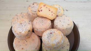 Авторский рецепт сыра Сыр Леггеро с Вяленым мясом Тунцом и Фенхелем Сыры Ольги Елисеевой