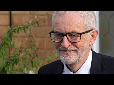 video: Jeremy Corbyn unrepentant following Labour Party's historic election defeat