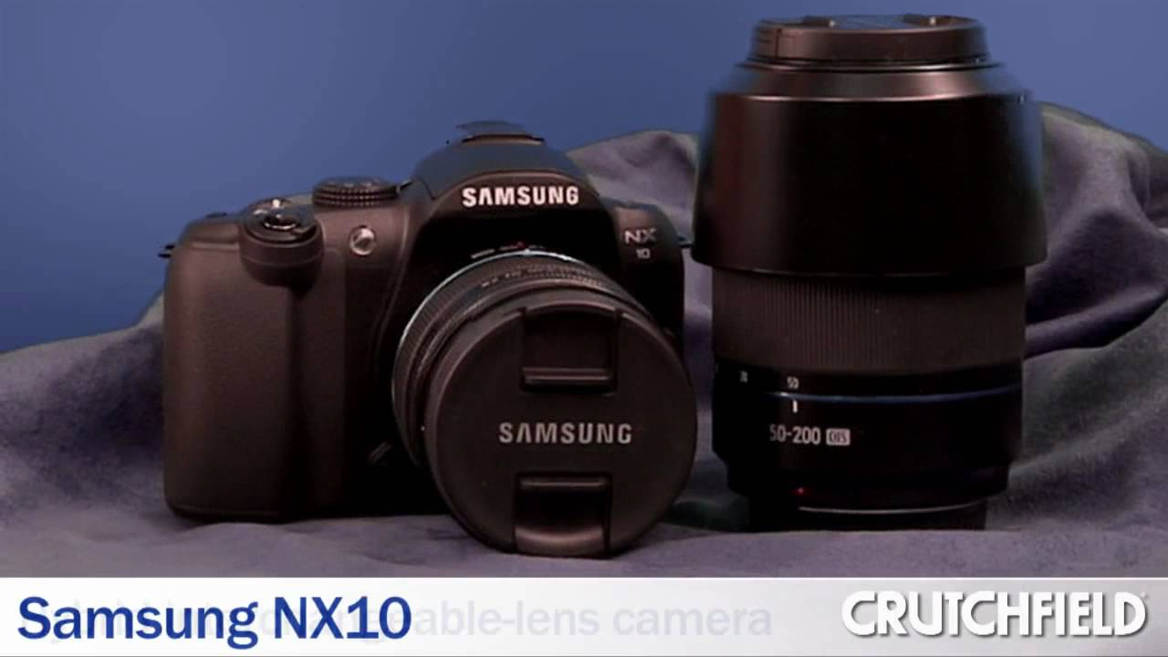 Samsung NX10 Camera LENS Driver for Mac