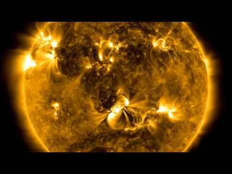 100,000+yrs for a photon to reach us from the Sun?