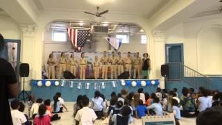 Caravan Assif in Harlem Hebrew Language Charter Academy in NYC
