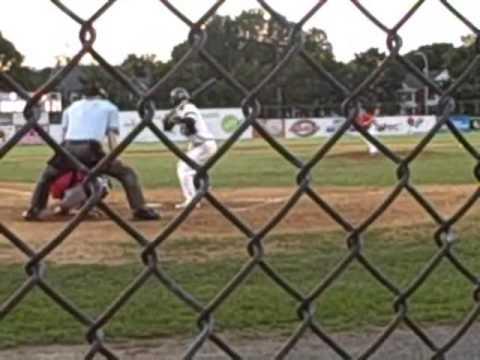 Pioneer Valley Blue Sox baseball in Holyoke, MA