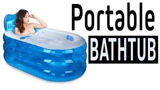Best Water beauty portable PVC adult bathtub