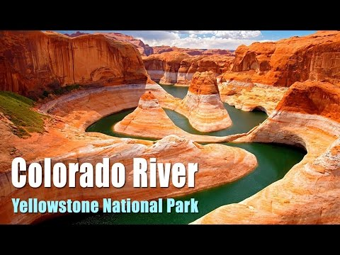 Colorado River | Grand Canyon National Park, USA | Travel Video Channel HD