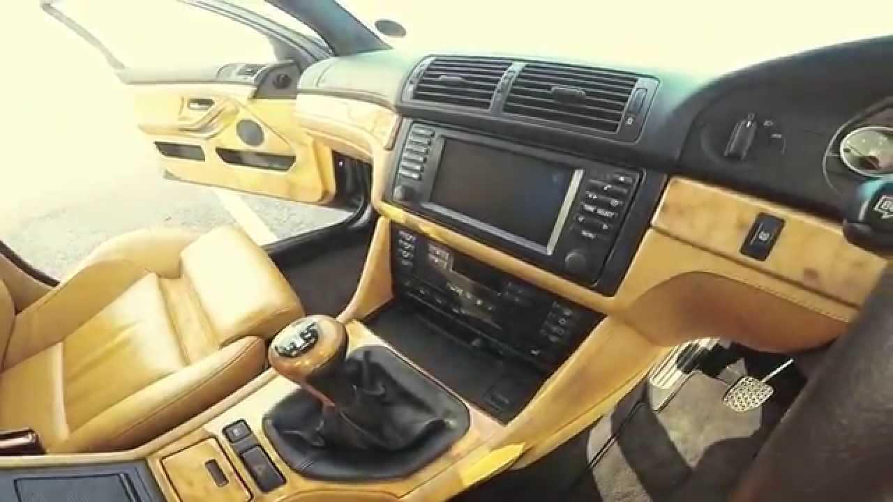Bmw M5 E39 >> BMW M5 E39 Movie - YouTube