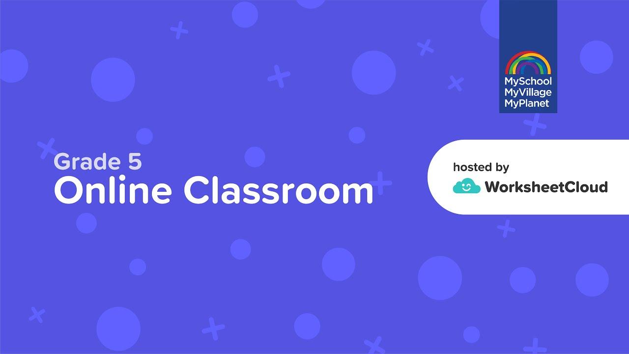 hight resolution of Grade 5 - Mathematics - Perimeter / WorksheetCloud Video Lesson - YouTube
