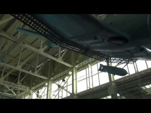 Douglas SBD Dauntless (Dive Bomber) Pacific Aviation Museum Pearl Harbor