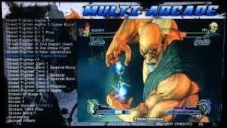 DOWNLOAD Multijogos Sega Naomi, Taitox2, Mame,Sega Model2, Atomswave, Mame plus, NeoGeo
