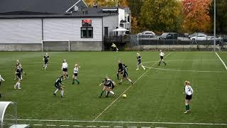 T18 ykkönen Klubi 36 vs JyPK B16 29 9 19