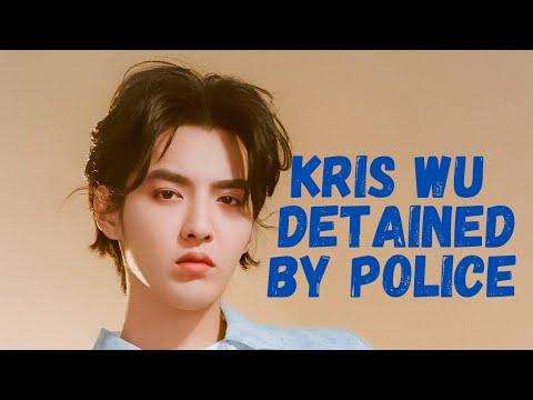 Arresto de Kris Wu oficialmente autorizado; Du Meizhu agradece a la policía de Beijing