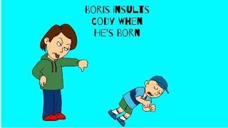 Cody Is Born/Boris Gets Grounded