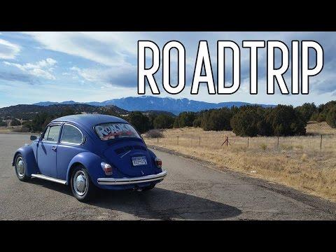 Roadkill Roadtrip - Zip Tie Drags - Denver to Tucson in a VW Bug