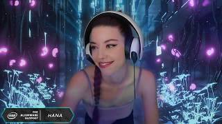 HANA DJ Set at the Alienware Outpost