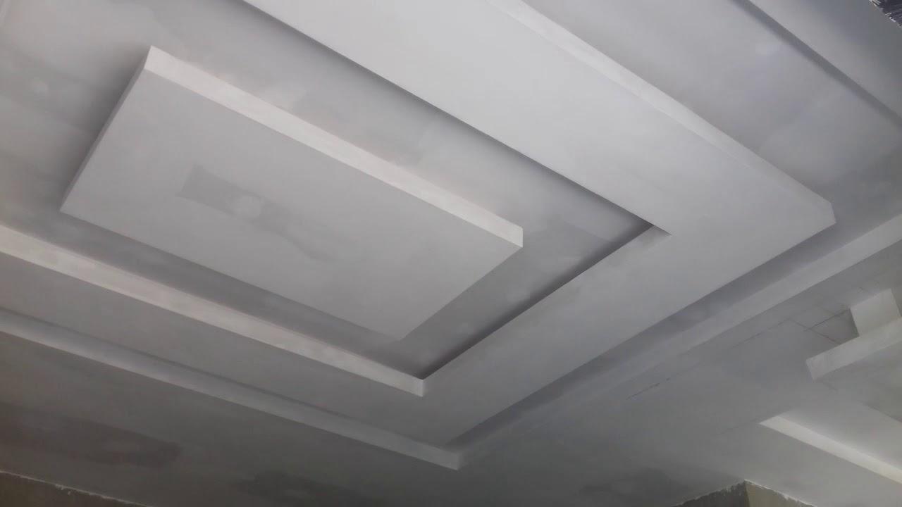 Siling Kapur Plaster Ceiling Kelantan Modern Dan Terkini Youtube