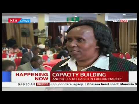 Report on training in local institutions exposes capacity building gaps