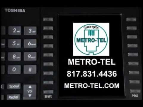 Fort Worth Telephone Systems Metro-tel