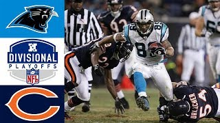 Panthers vs Bears 2005 NFC Divisional