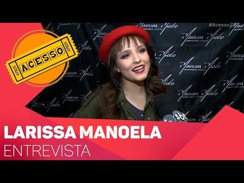 Entrevista com Larissa Manoela - TV SOROCABA/SBT