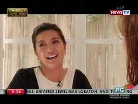 Ang simula ng TV career ni Kara David