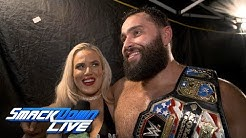 Rusev celebrates three holidays and a title victory: SmackDown Exclusive, Dec. 25, 2018