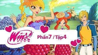 Winx Club - Winx Công chúa phép thuật - Phần 7 Tập 4 [trọn bộ]