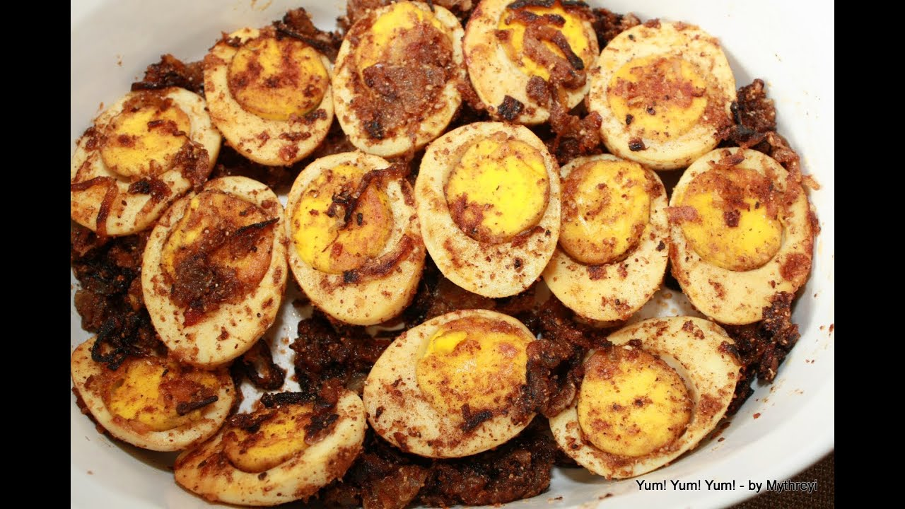 Spicy boiled egg fry indian stylerushisbiz spicy boiled egg fry indian stylerushisbiz youtube forumfinder Gallery