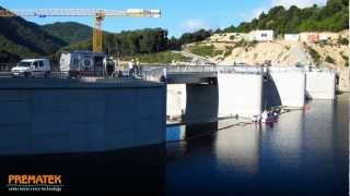Repair of Waterproofing of a Dam