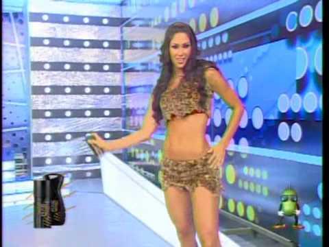 Melissa Loza entrada Axe 3 - YouTube