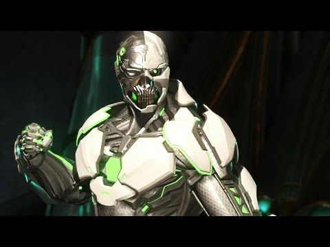Injustice 2 : Grid All Intro Dialogues