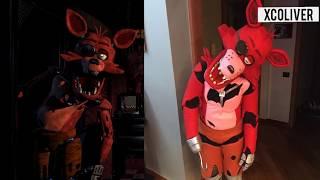 Cosplay de ANIMATR NICOS  En La Vida Real Five Nights At Freddy s Real Life