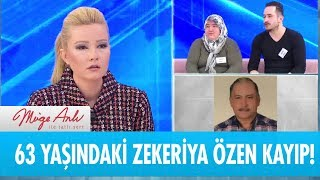 Zekeriya Özen'in başına ne geldi? - Müge Anlı ile Tatlı Sert 10 Ocak 2019