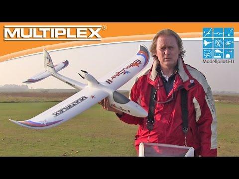 "EASYSTAR II MULTIPLEX RC GLIDER VIDEO TESTREPORT ""FLUGBERICHT"" TESTBERICHT RC ELAPOR MODEL TEST"