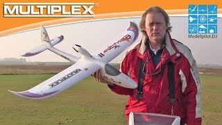 "EASYSTAR II MULTIPLEX RC GLIDER VIDEO TESTREPORT ""FLUGBERICHT"" TESTBERICHT RC ELAPOR MODEL TEST"