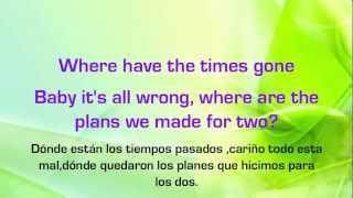 Payphone-Maroon 5 lyrics (sub español)
