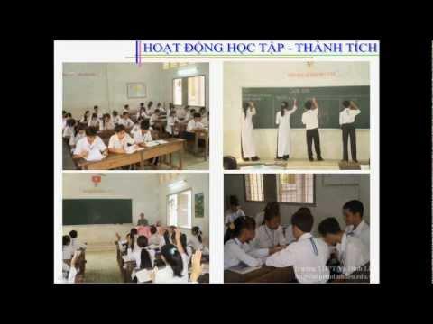 [26.03.2011] Trường Học Thân Thiện, Học Sinh Tích Cực - THPT Vũ Đình Liệu