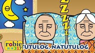 Natutulog animated (Awiting Pambata)