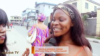 NotjustOk TV: Wizkid, Davido, Tekno: Who's The