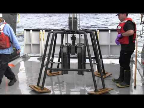 UIC Sediment Coring aboard the R/V Lake Guardian