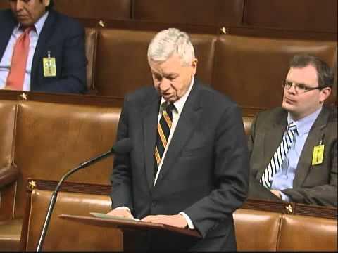 Congressman Petri Speaks in Support of Peace Corps Commemoration Bill